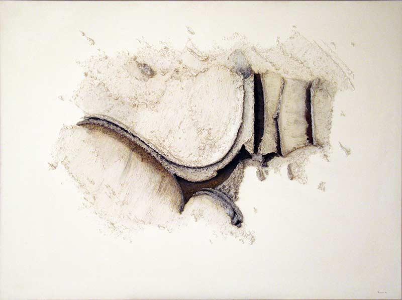 _ARCH_ Labrador, 1974 by Fernand Toupin (A.R.C.A / R.C.A) - Galerie Lamoureux Ritzenhoff