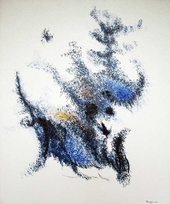 _ARCH_ Profil d'un matin, 1979  by Fernand Toupin (A.R.C.A / R.C.A) - Galerie Lamoureux Ritzenhoff
