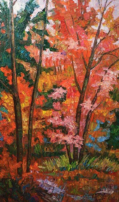 _ARCH_ Autumn by Armand Tatossian (A.R.C.A / R.C.A) - Galerie Lamoureux Ritzenhoff