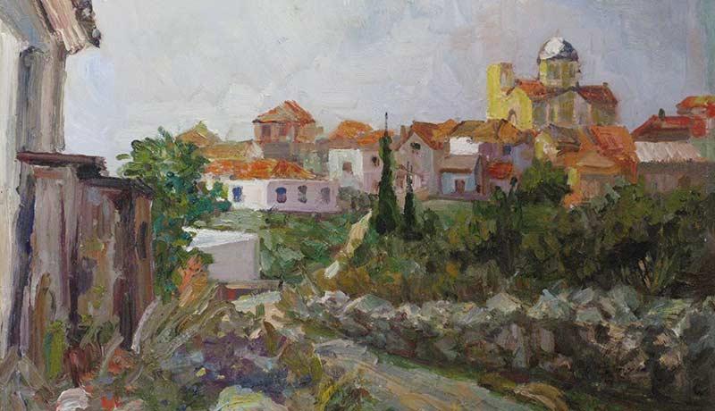 _ARCH_ Near Junha, Lebanon, c. 1999   by Armand Tatossian (A.R.C.A / R.C.A) - Galerie Lamoureux Ritzenhoff