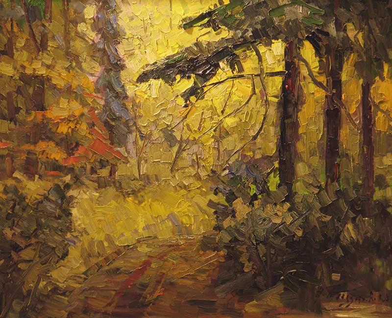_ARCH_ Undergrowth, circa 2001 by Armand Tatossian (A.R.C.A / R.C.A) - Galerie Lamoureux Ritzenhoff