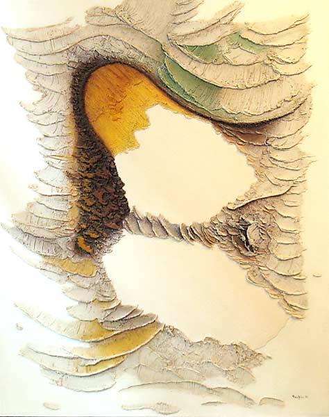_ARCH_ Untitled (Matière) by Fernand Toupin (A.R.C.A / R.C.A) - Galerie Lamoureux Ritzenhoff