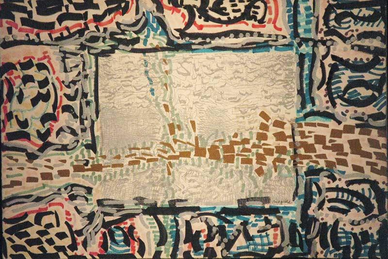 _ARCH_ Anticosti II (5) by Jean Paul Riopelle, R.C.A. - Galerie Lamoureux Ritzenhoff
