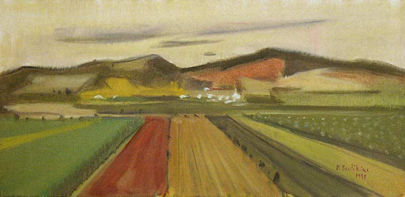 _ARCH_ Quebec Farms (1998) by Paul Soulikias - Galerie Lamoureux Ritzenhoff