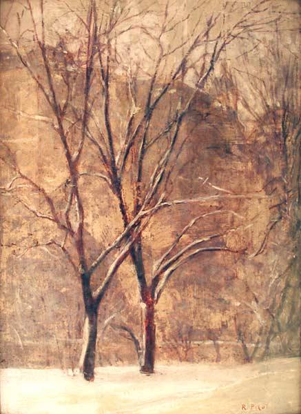 _ARCH_ Winter by Robert Wakeham Pilot, R.C.A. - Galerie Lamoureux Ritzenhoff